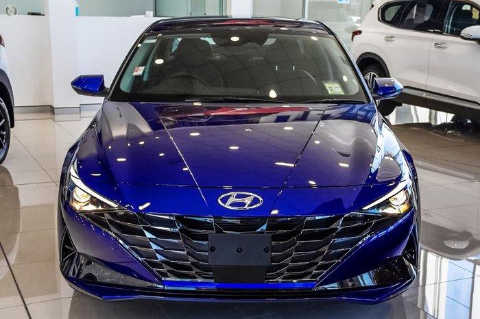 2020 Hyundai i30 Active CN7.V1 MY21 Blue