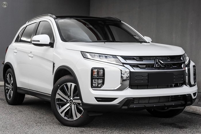 2020 Mitsubishi ASX Exceed XD MY20 White