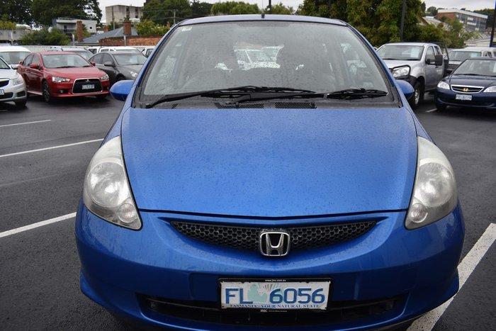 2006 Honda Jazz GLi GD MY06 Blue