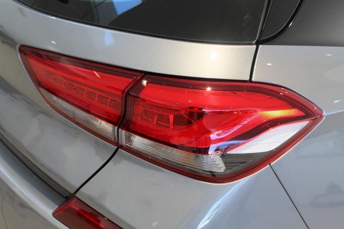 2020 Hyundai i30 N Line PD.V4 MY21 Silver