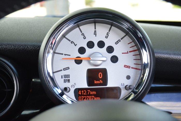 2012 MINI Coupe Cooper S R58 CHILI RED