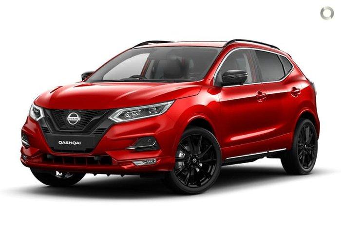 2020 Nissan QASHQAI Midnight Edition