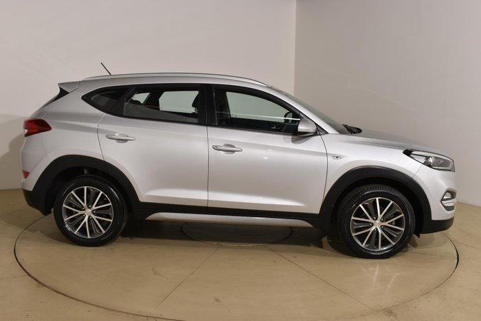 2016 Hyundai Tucson Active X TL Platinum Silver