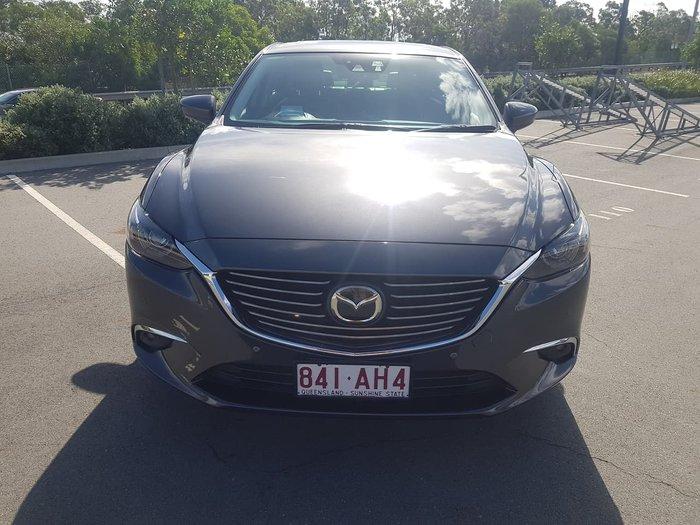 2013 Mazda 6 Atenza GJ Grey