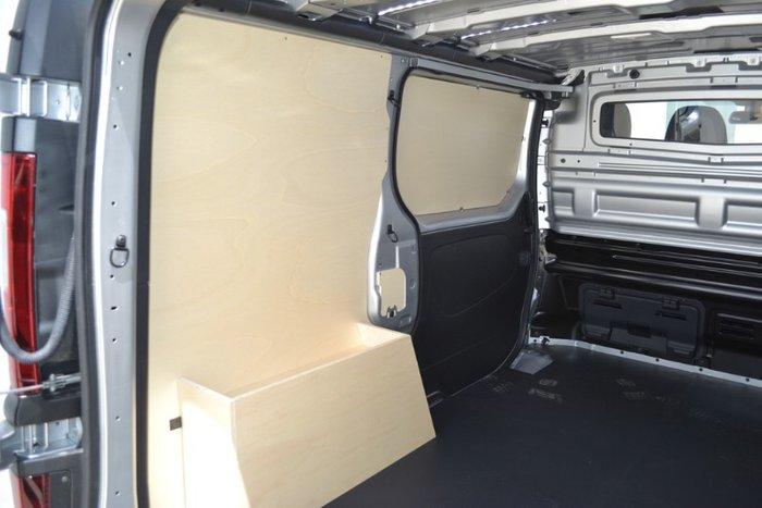2020 Renault Trafic Premium 103kW X82 SILVER SWB MANUAL TRADE