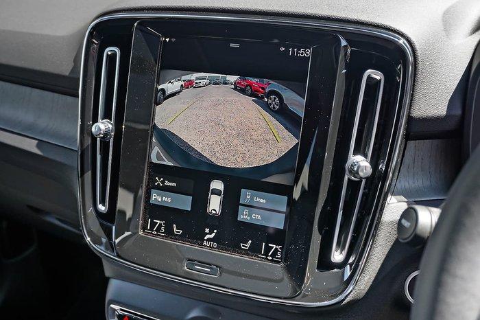 2020 Volvo XC40 T4 Inscription MY21 Four Wheel Drive Silver
