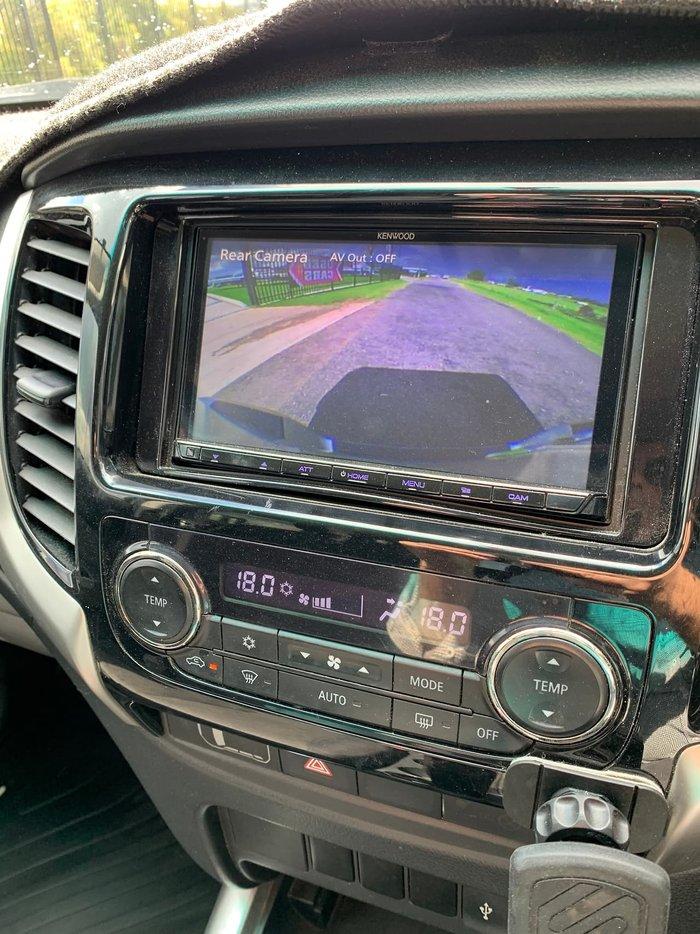 2015 Mitsubishi Triton GLS MQ MY16 4X4 Dual Range Silver