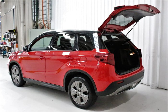2019 Suzuki Vitara LY Series II Red