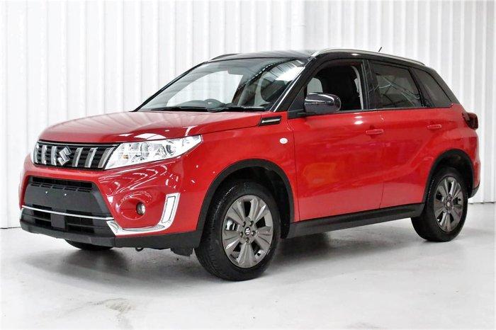 2019 Suzuki Vitara LY Series II Red