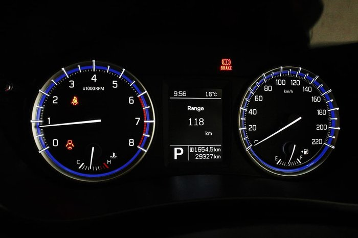 2019 Suzuki S-Cross Turbo Prestige JY Red