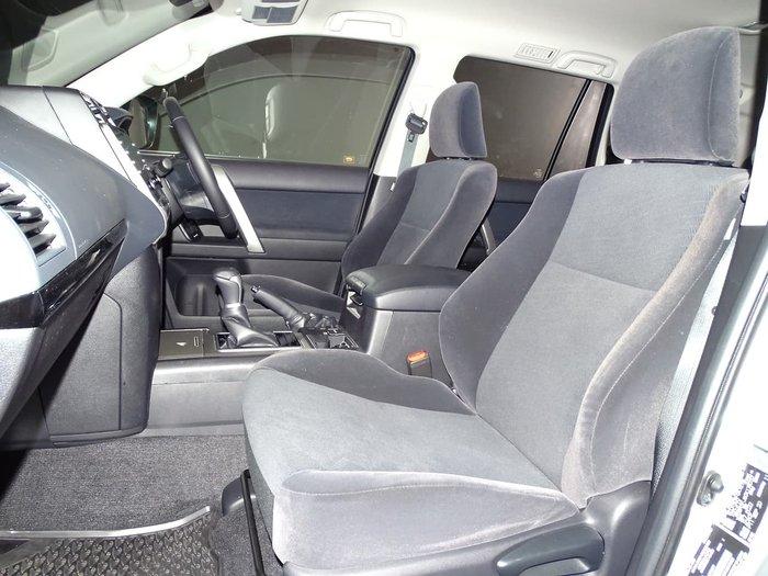 2020 Toyota Landcruiser Prado GXL GDJ150R 4X4 Dual Range Silver