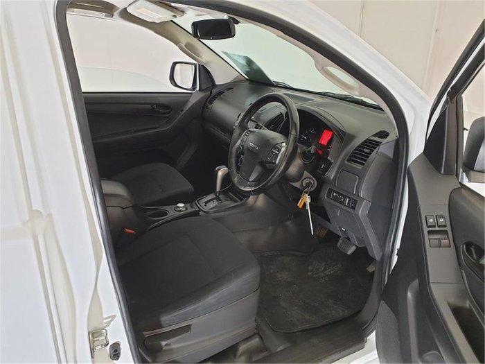 2016 Isuzu D-MAX SX White