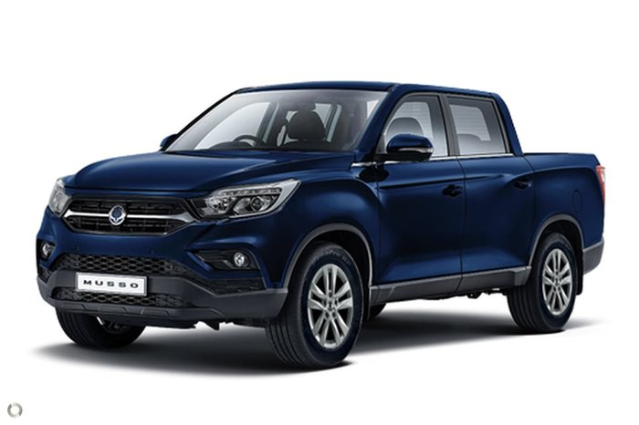 2020 SsangYong Musso ELX