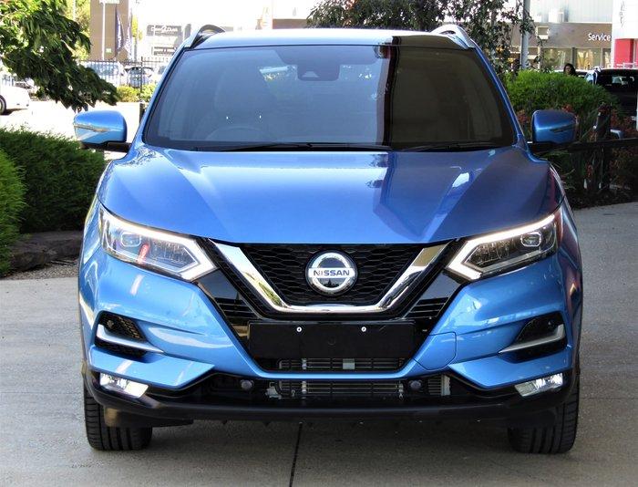 2019 Nissan QASHQAI Ti J11 Series 2 Vivid Blue
