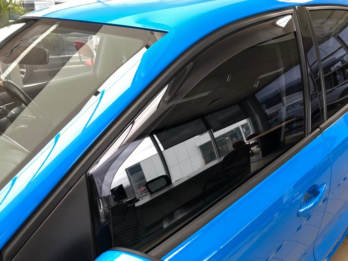 2015 Volkswagen Polo 81TSI Comfortline 6R MY15 Cornflower Blue