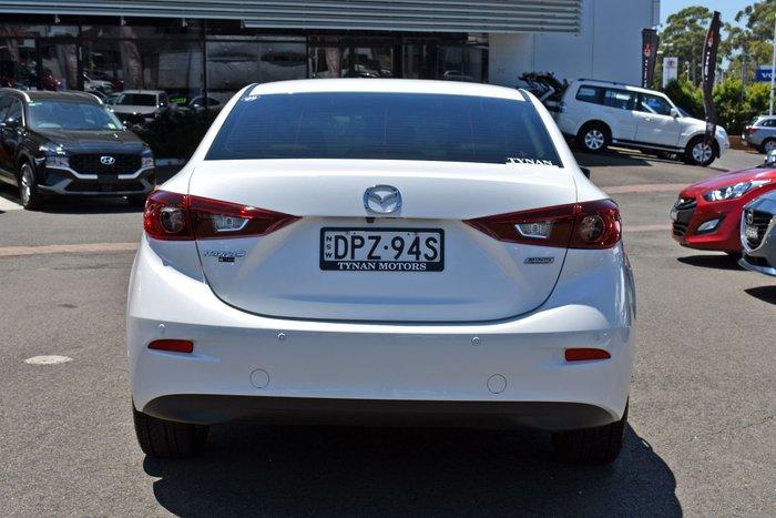 2017 Mazda 3 Touring BN Series Snowflake White Pearl