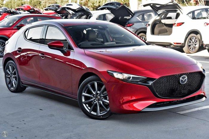 2020 Mazda 3 G25 GT