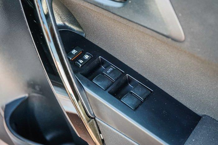 2015 Toyota Corolla Ascent ZRE182R Silver