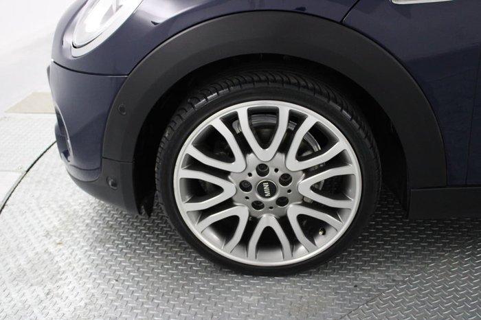 2017 MINI Hatch Cooper S F56 Blue