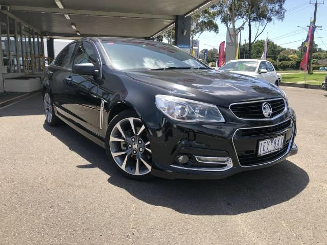 2014 Holden Commodore SS V VF MY15 BLACK