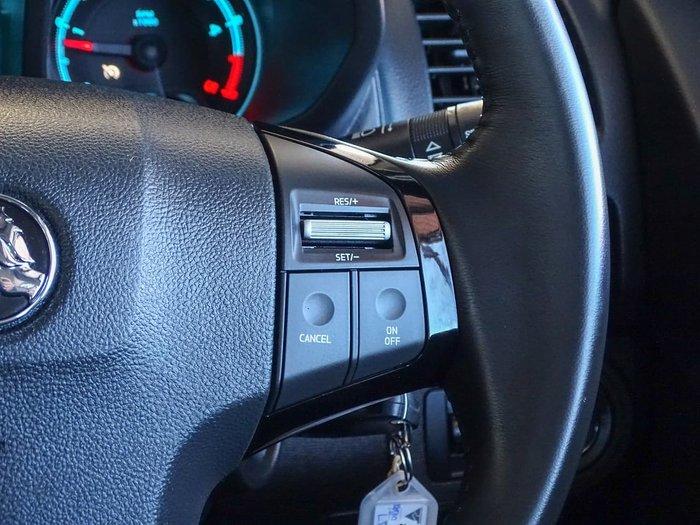 2016 Holden Colorado LTZ RG MY16 4X4 Dual Range Black