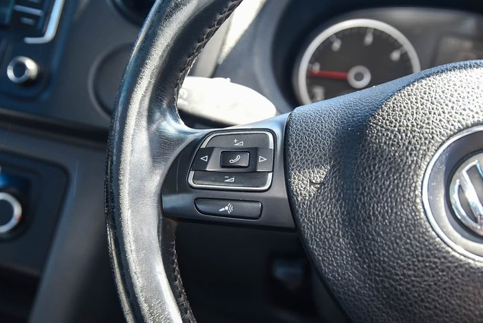 2014 Volkswagen Amarok TDI420 2H MY14 4X4 Constant White