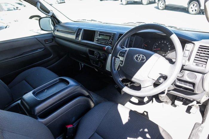 2014 Toyota Hiace Commuter KDH223R MY14 White