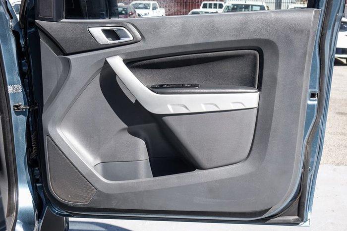 2013 Ford Ranger XLT PX 4X4 Dual Range Blue