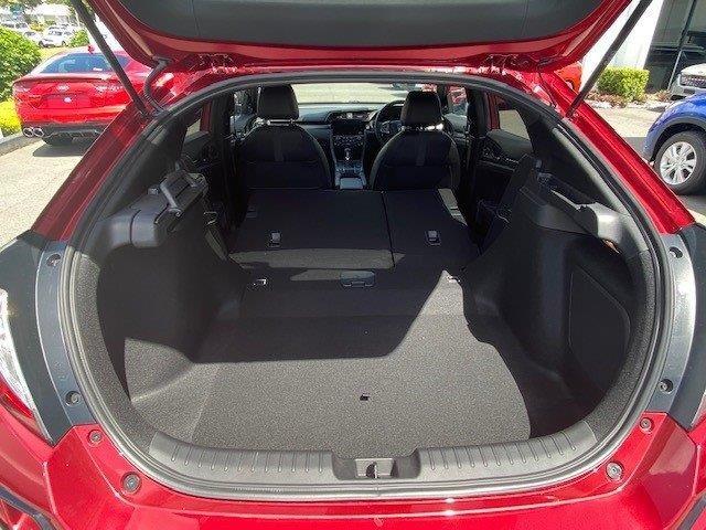 2020 Honda Civic VTi-LX 10th Gen MY20 Ignite Red