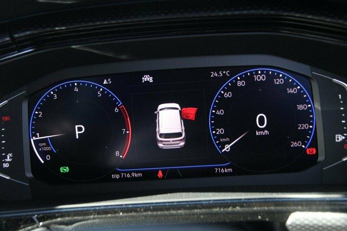 2020 Volkswagen T-cross 85TSI Life 1.0L T/P 7Spd DSG Wagon Deep Black Pearlescent