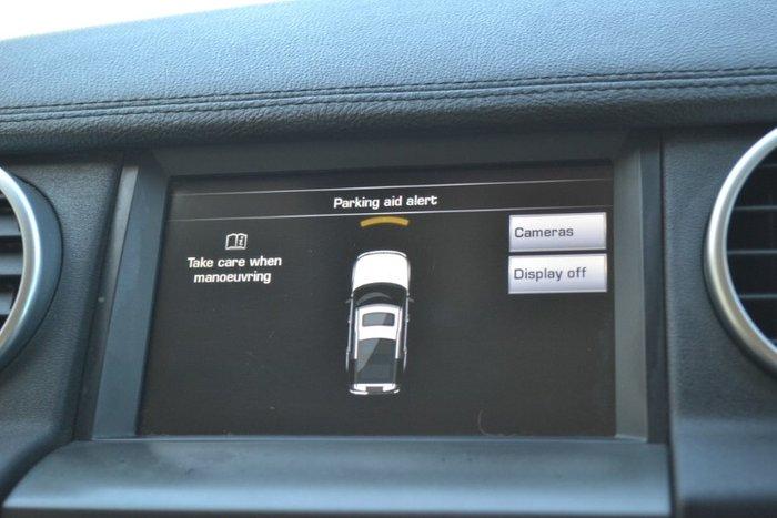 2015 Land Rover Discovery TDV6 Series 4 MY15 4X4 Dual Range