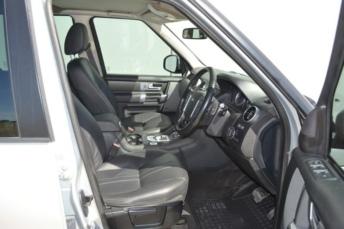 2015 Land Rover Discovery TDV6 Series 4 MY15 4X4 Dual Range