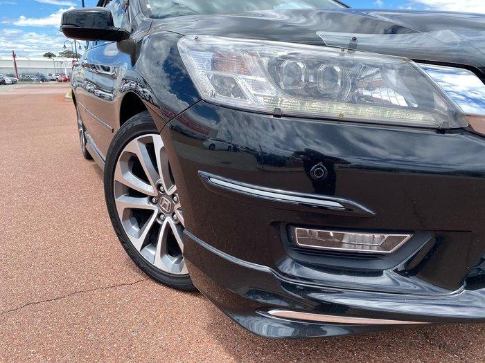 2014 Honda Accord V6L 9th Gen MY14 Black