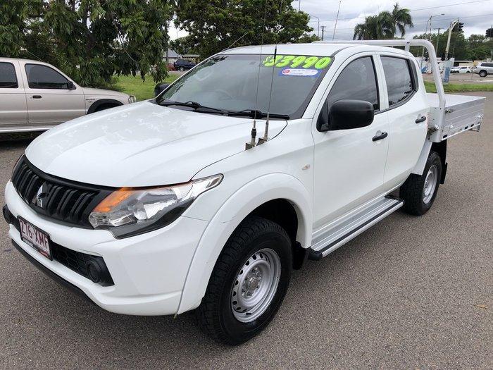 2017 Mitsubishi Triton