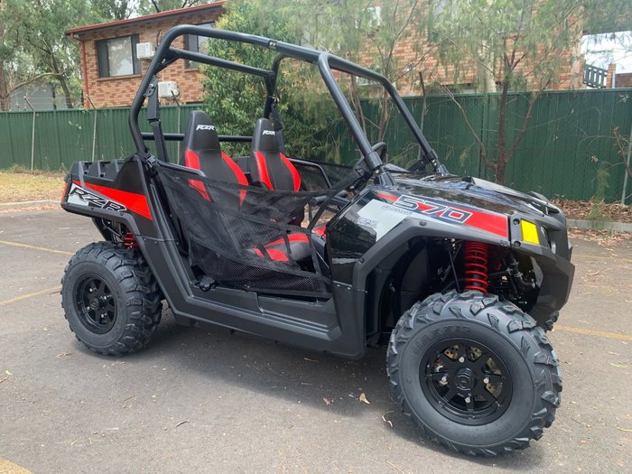 2021 Polaris 2021 POLARIS 570CC RZR 570 EPS PREMIUM ATV Black