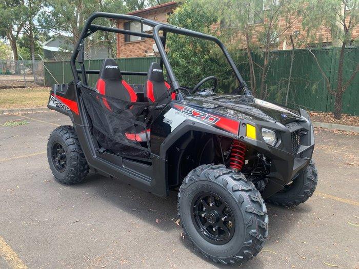 2021 Polaris 2021 POLARIS 570CC RZR 570 EPS PREMIUM ATV Black