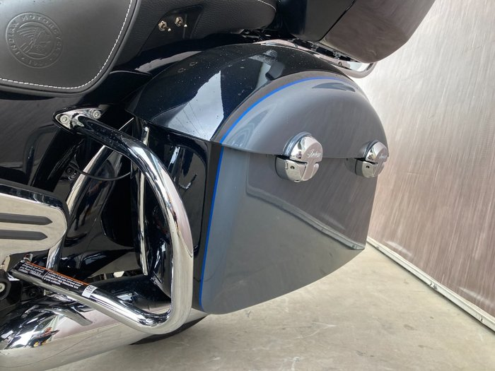 2021 Indian ROADMASTER TH/ST 116 Blue