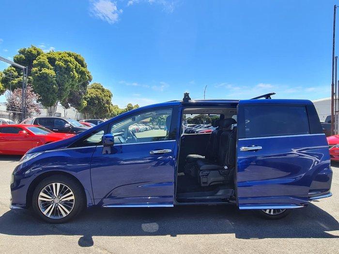 2018 Honda Odyssey VTi-L 5th Gen MY18 Blue