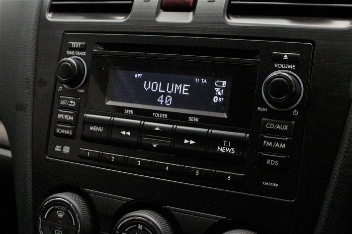 2014 Subaru Impreza 2.0i G4 MY14 Four Wheel Drive Blue