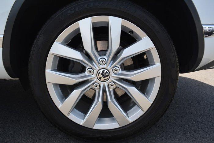 2015 Volkswagen Touareg V6 TDI 7P MY16 Four Wheel Drive White