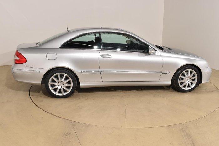 2005 Mercedes-Benz CLK-Class CLK280 Avantgarde C209 MY06 Cubanite Silver