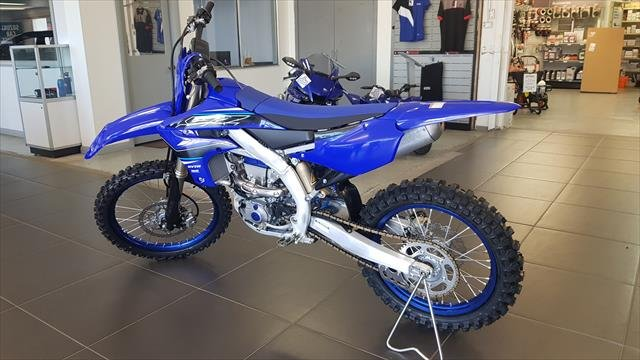 2021 YAMAHA Competition Electric start YZ450F Blue