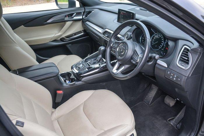 2019 Mazda CX-9 Azami TC AWD Machine Grey