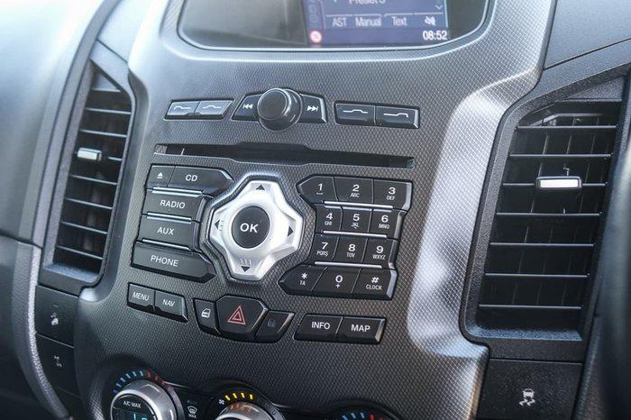 2015 Ford Ranger Wildtrak PX 4X4 Dual Range Silver