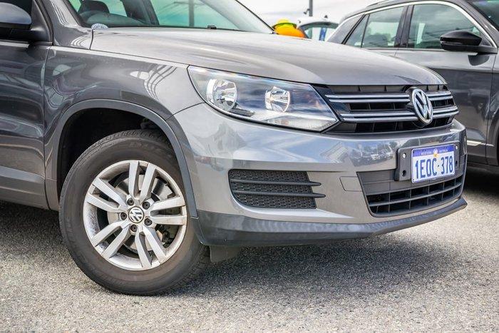 2014 Volkswagen Tiguan 118TSI 5N MY15 Grey