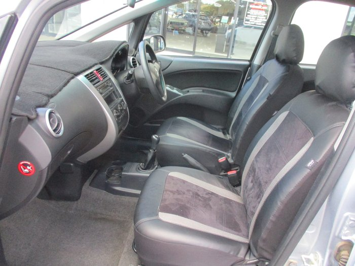 2008 Mitsubishi Colt ES RG MY08 Silver