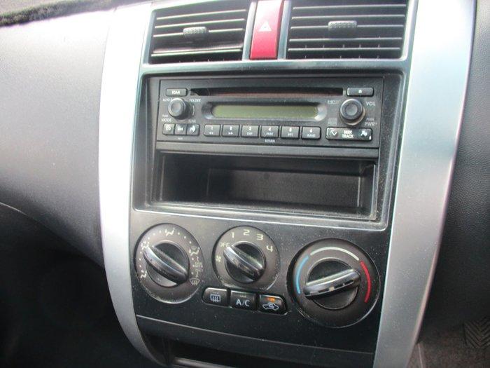 2008 Mitsubishi Colt ES RG MY08 Cool Silver