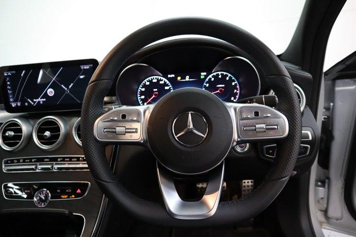 2020 Mercedes-Benz C-Class C200 W205 Silver