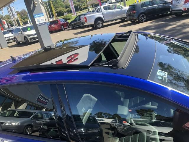 2019 Volkswagen Golf R 7.5 MY19.5 Four Wheel Drive LAPIZ BLUE
