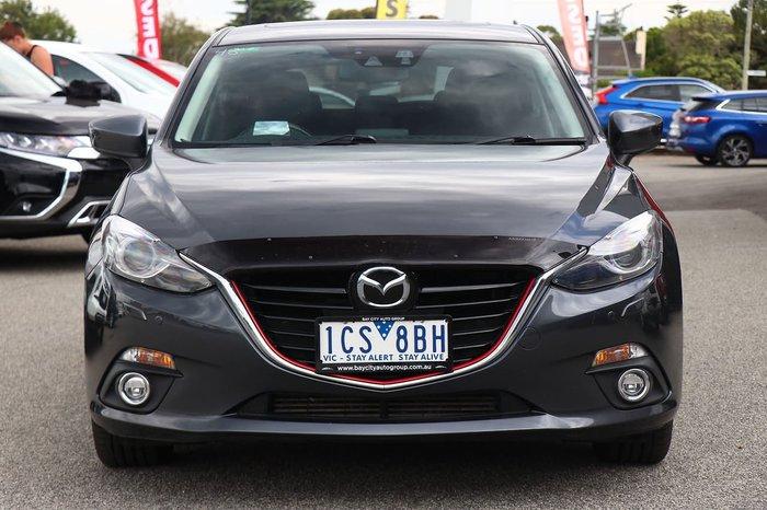 2014 Mazda 3 XD Astina BM Series Grey
